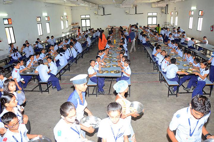 Lalji Mehrotra Lions School-Cafeteria