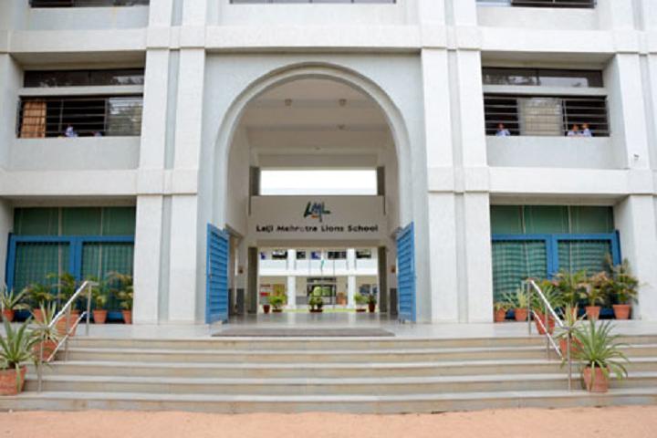 Lalji Mehrotra Lions School-Campus-View entrance