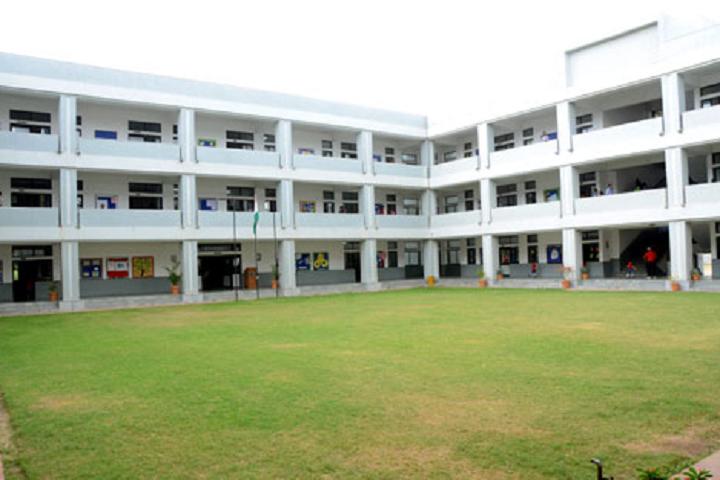 Lalji Mehrotra Lions School-Campus-View