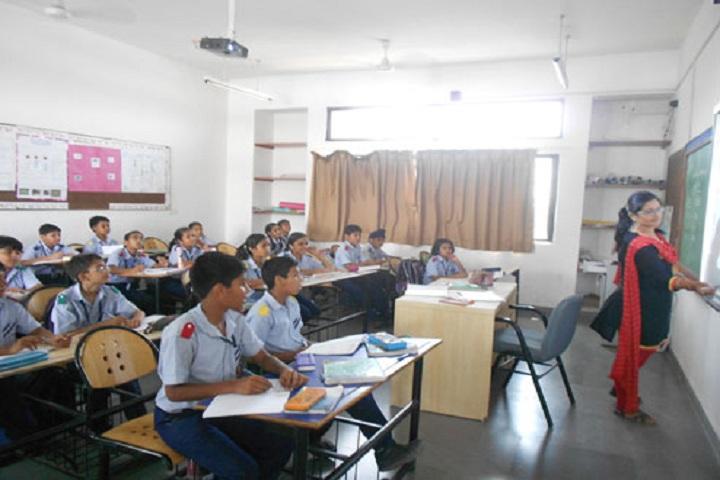 Lalji Mehrotra Lions School-Classroom smart