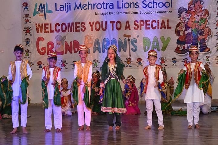 Lalji Mehrotra Lions School-Events