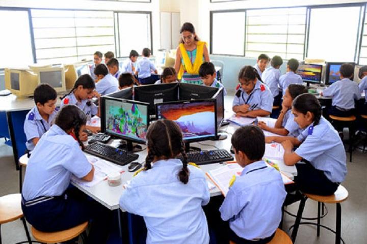 Lalji Mehrotra Lions School-IT-Lab