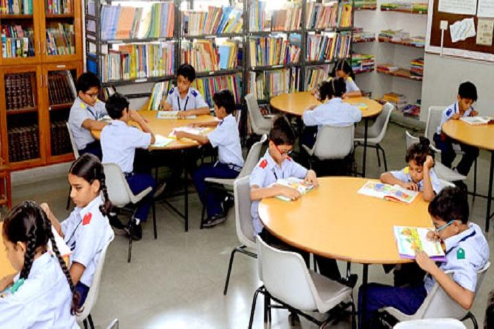 Lalji Mehrotra Lions School-Library