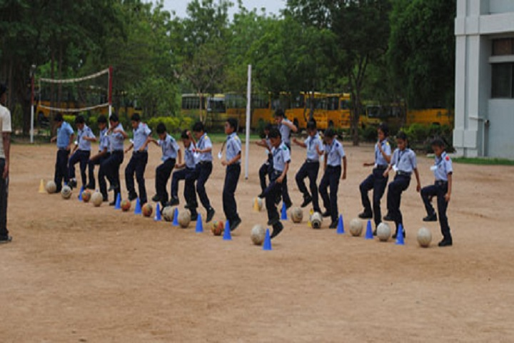 Lalji Mehrotra Lions School-Sports