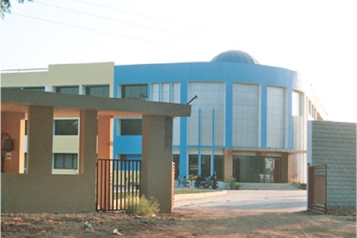 SNV International School-Campus-View entrance