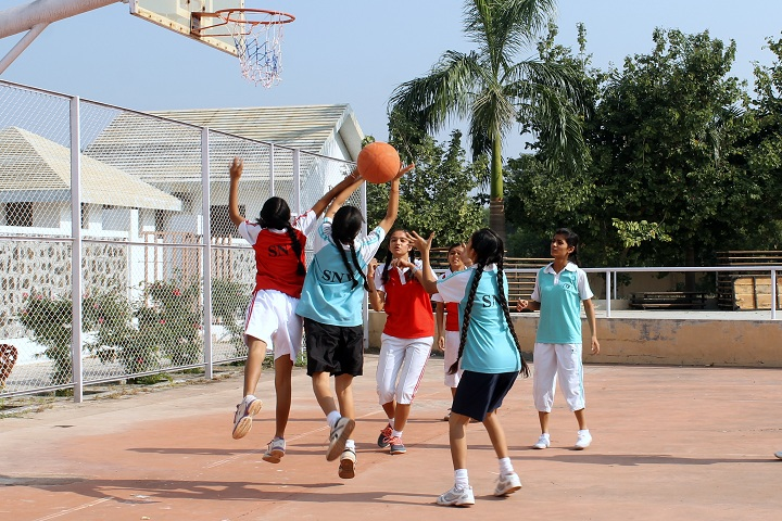SNV International School-Sports