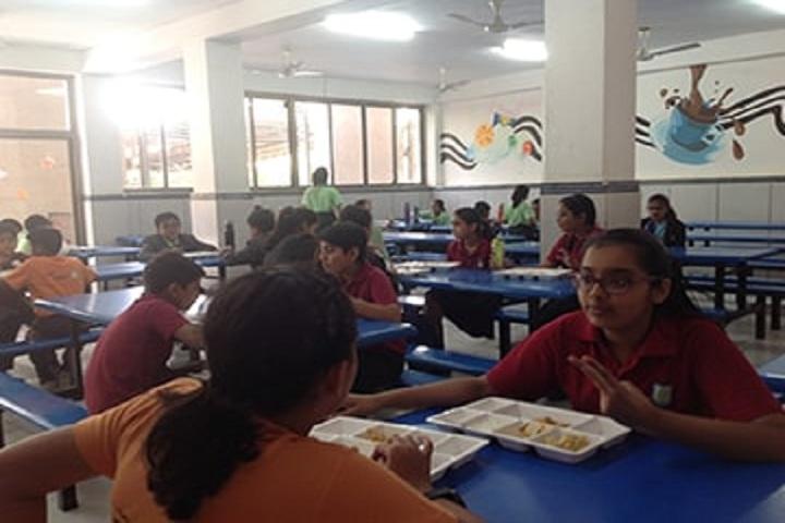 Anand Niketan-Cafeteria
