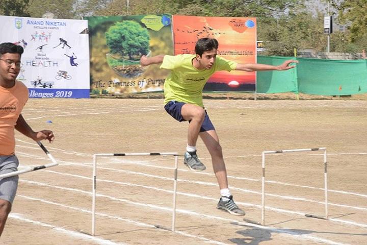 Anand Niketan-Sports