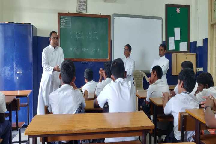 Don Bosco High School-Classroom