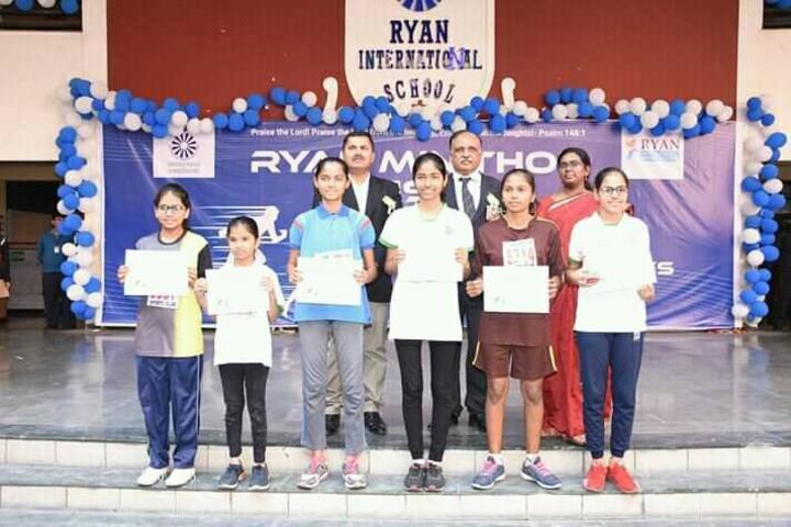 Ryan International School-Certification