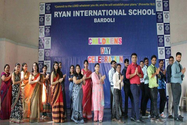 Ryan International School-Children Day