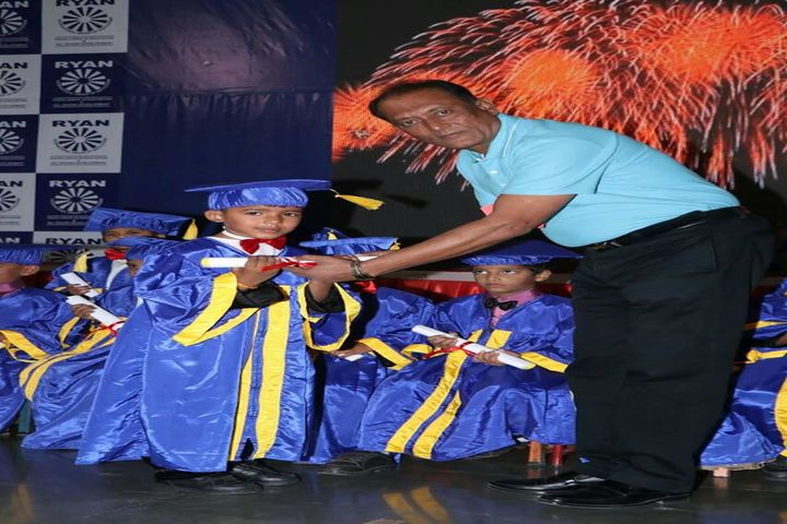 Ryan International School-Graduation Ceremony
