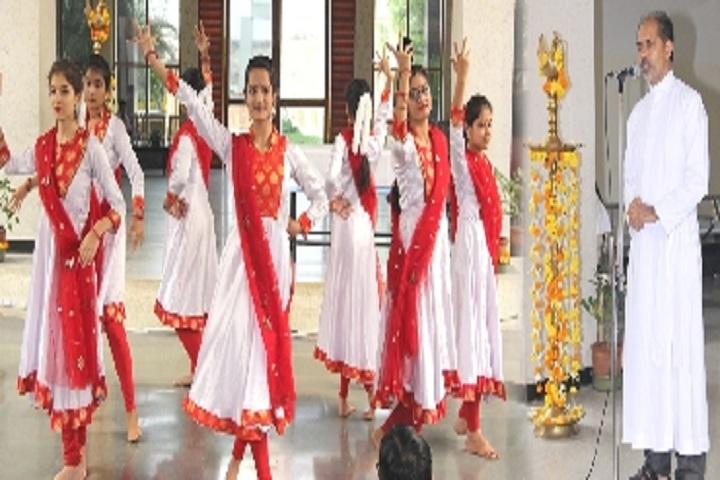 Saint PaulS School-Events dance