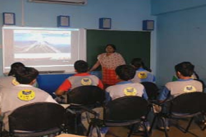 Billabong High International School-Classroom smart
