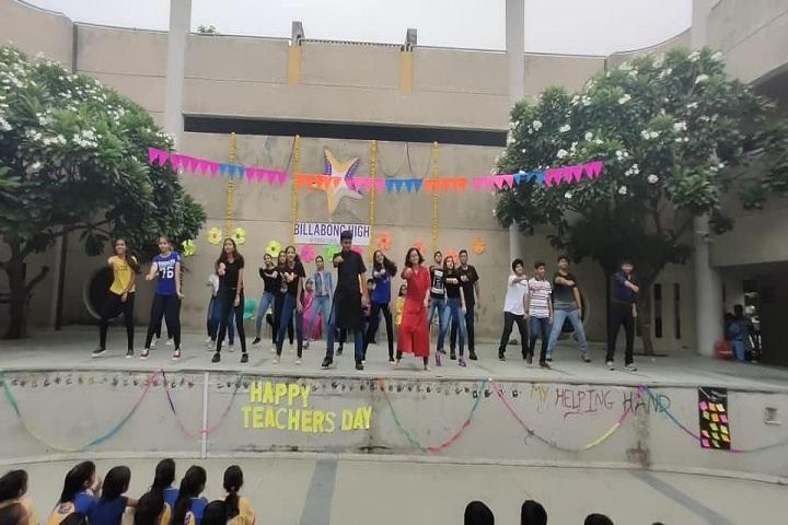 Billabong High International School-Events teachers day