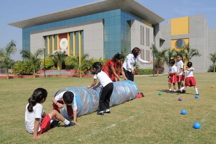Billabong High International School-Sports playground