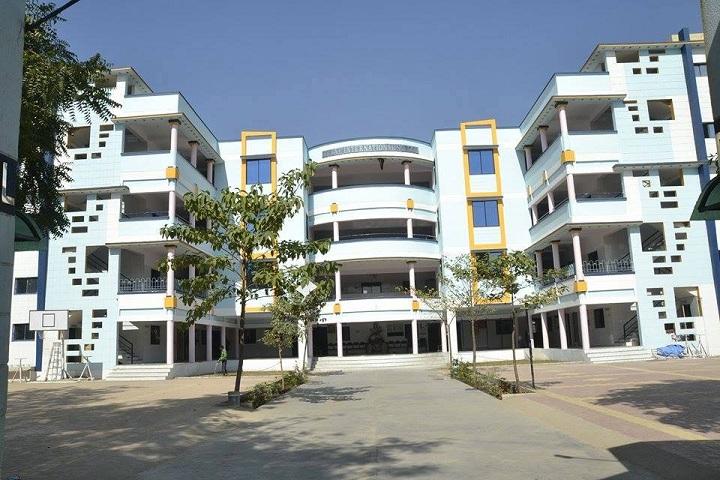 Divine International School-Campus-View full