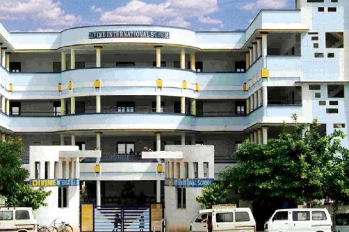 Divine International School-Campus-View