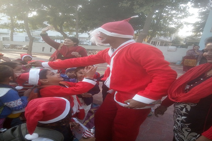 Divine International School-Events christmas