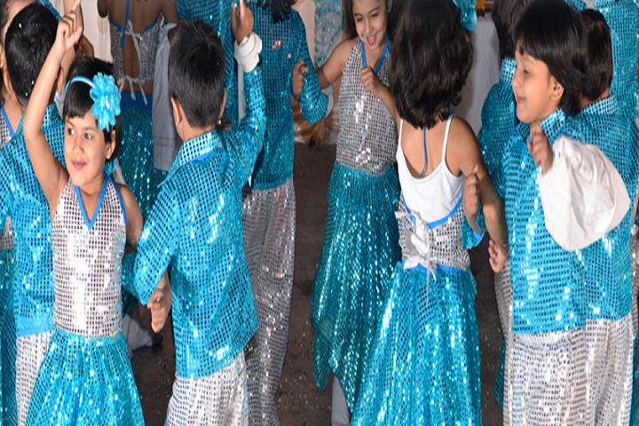 Divine International School-Events dance