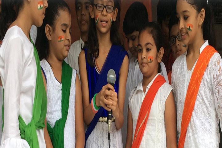 Divine International School-Events republic day
