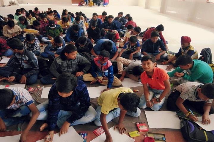 Dashmesh Public School-Drawing Compitition