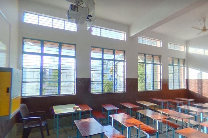 Dashmesh Public School - AV Class
