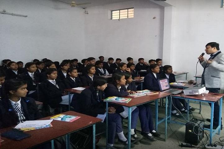 Dashmesh Public School - Classroom