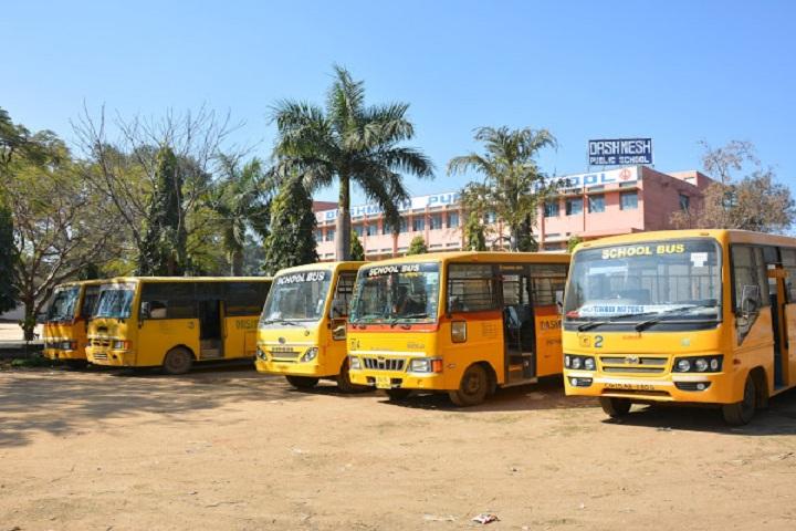 Dashmesh Public School - Transport