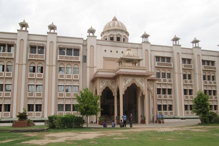 Swaminarayan Dham International School-Campus View