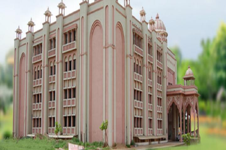 Swaminarayan Dham International School-School Building