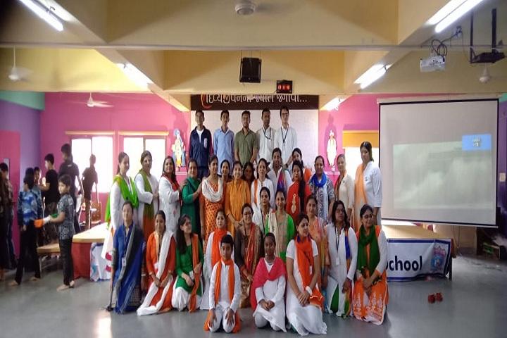 Swaminarayan Dham International School-Events