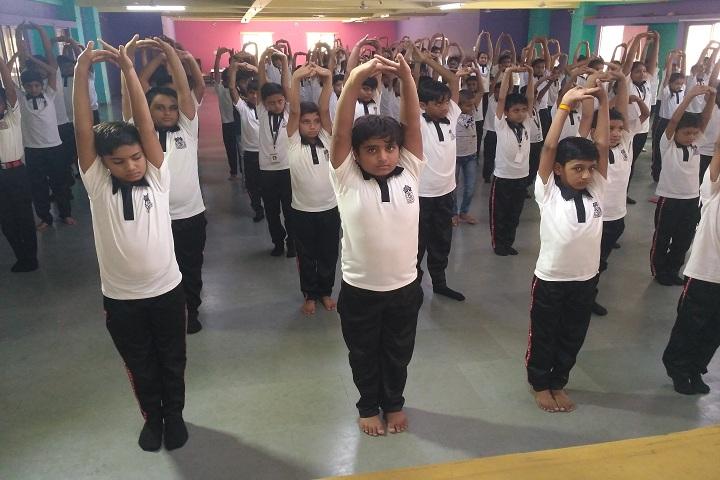 Swaminarayan Dham International School-Others Yoga