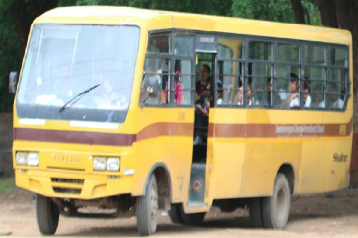 Swaminarayan Dham International School-Transport