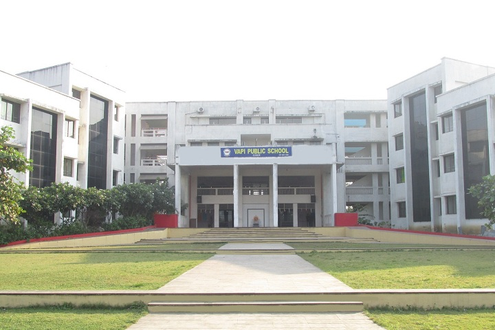 Vapi Public School-Campus-View