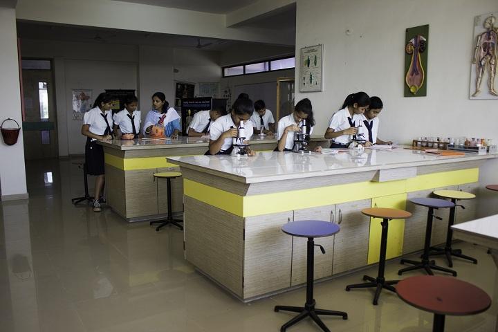 Vapi Public School-Laboratory biology