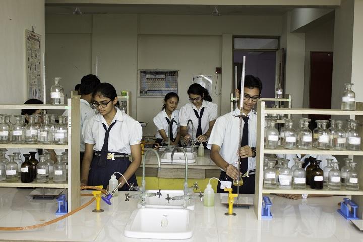 Vapi Public School-Laboratory chemistry