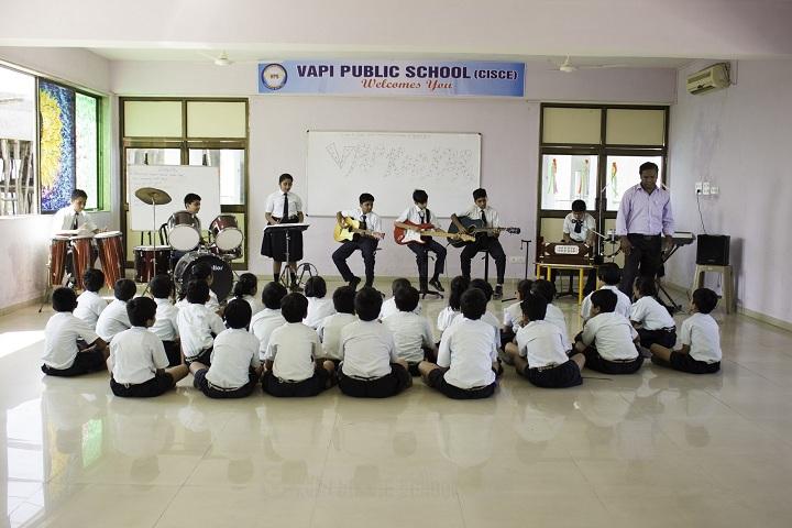Vapi Public School-Others music