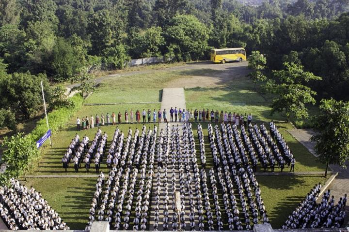Vapi Public School-Others prayer