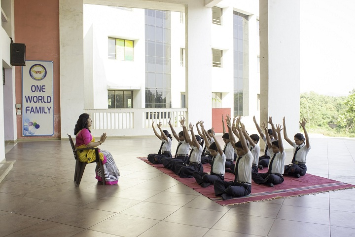 Vapi Public School-Others yoga