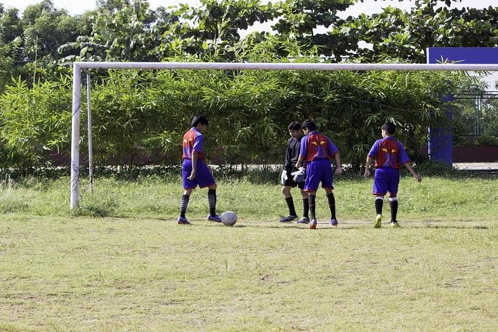 Vapi Public School-Sports football