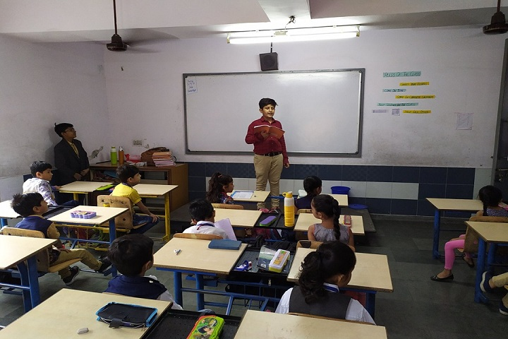 Madhav International School-Classroom view
