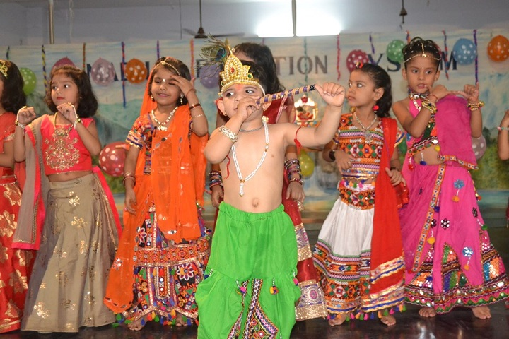 Madhav International School-Events celebration