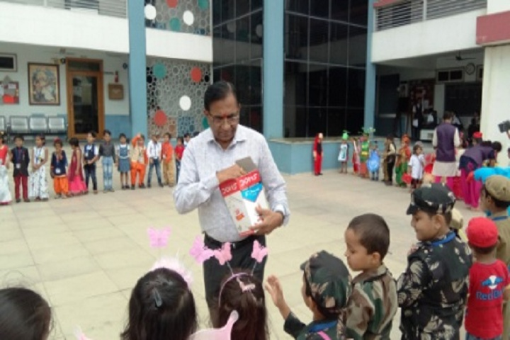 Madhav International School-Events fancy dress