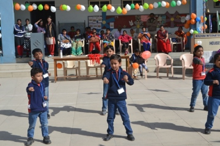 Madhav International School-Events sports day