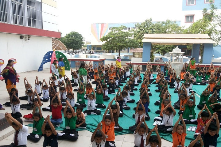 Madhav International School-Others yoga
