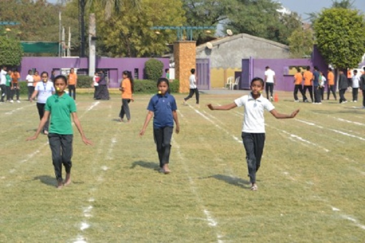 Madhav International School-Sports