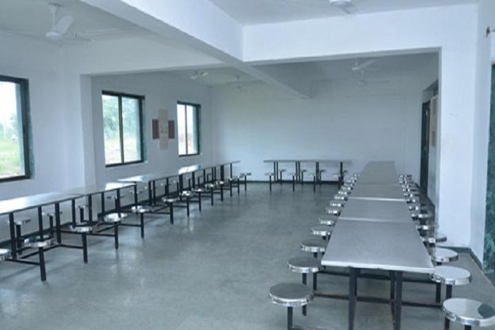 Mother Teresa World School-Cafeteria