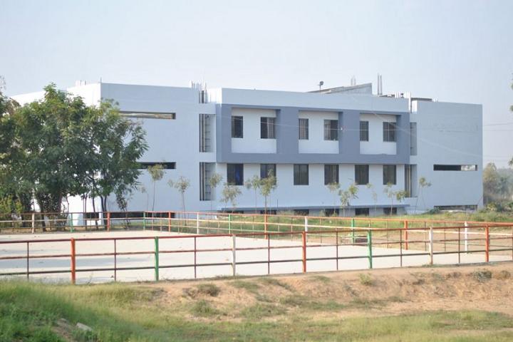 Mother Teresa World School-Campus View