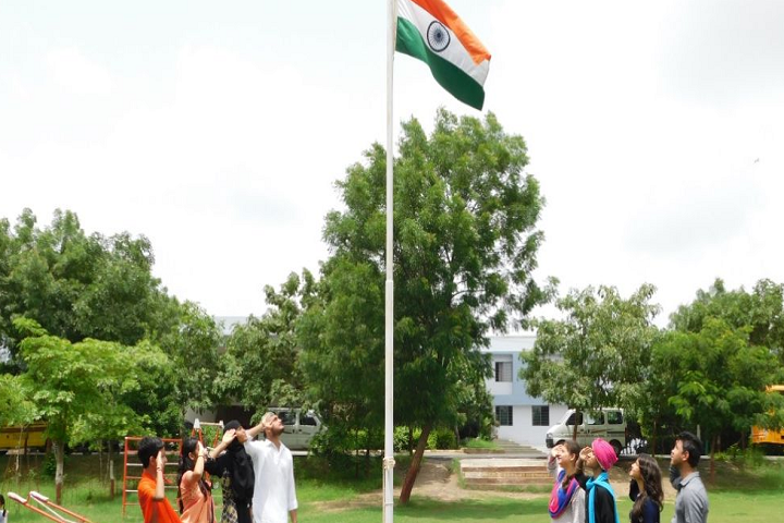 Mother Teresa World School-Republic Day